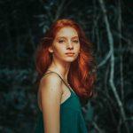 London escorts - hop redhead